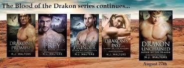 drakon unchained n.j. walters