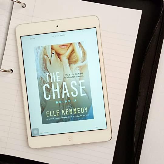 The Chase (Briar U, #1) by Elle Kennedy