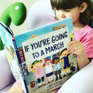 https://thebabybookwormblog.wordpress.com/2018/08/10/if-youre-going-to-a-march-martha-freeman/