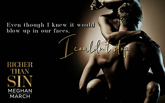 Richer Than Sin by Meghan March [Review]