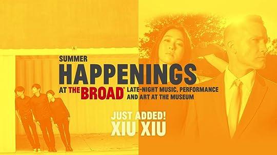 Summer Happenings: The Greater Body (Shi-Dati) Promo Header