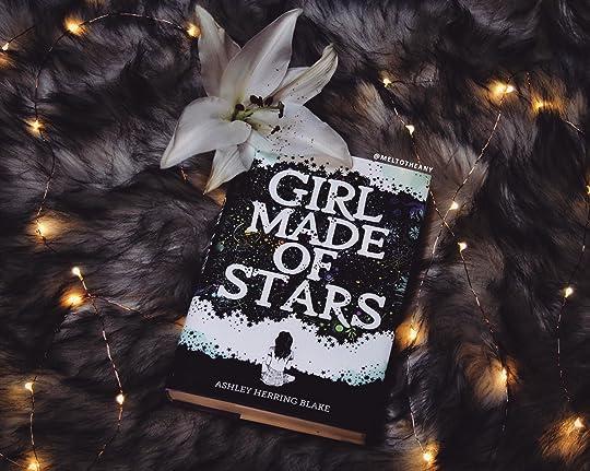 Image result for girl made of stars