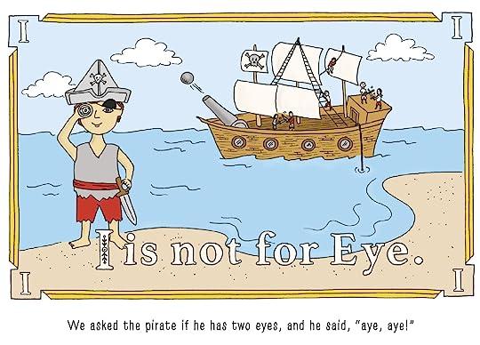 P is for Pterodactyl: The Worst Alphabet Book Ever by Raj Haldar