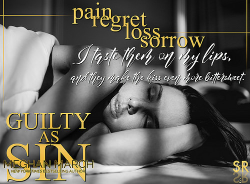 Guilty as Sin (Sin, #2) by Meghan March