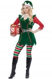woman in elf costume