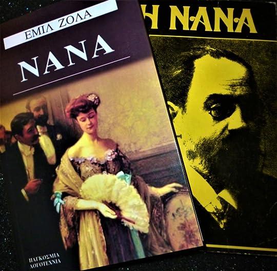 00a86a89428 Nana by Émile Zola