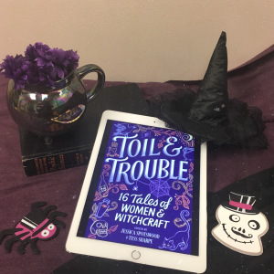 Toil and Trouble book