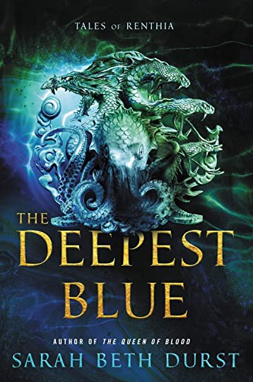 The Deepest Blue by Sarah Beth Durst
