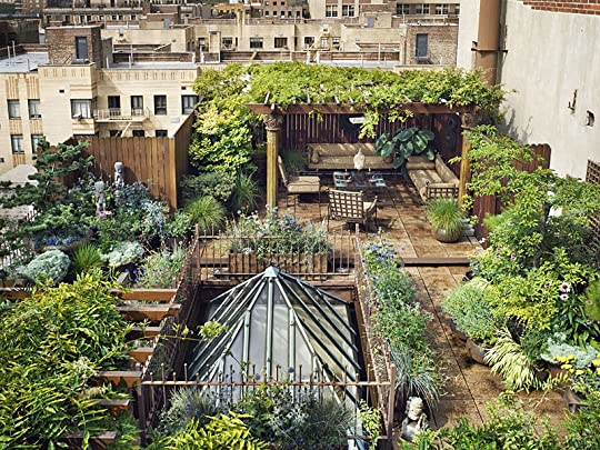 Image result for rooftop garden new york picture