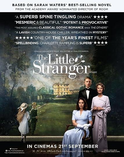 The Little Stranger acclaim poster