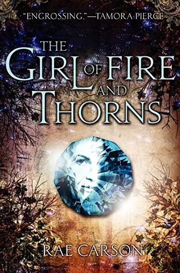 The Girl of Fire and Thorns Book Cover