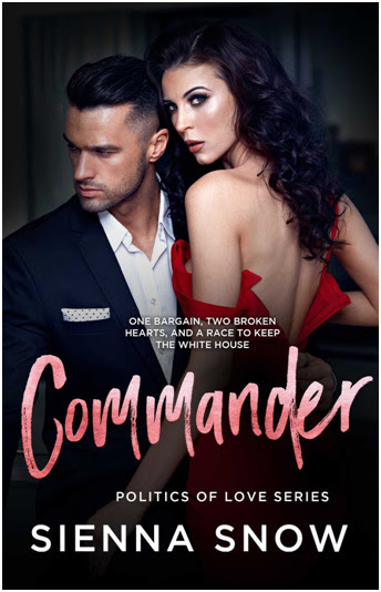 [COMMANDER cover reveal]