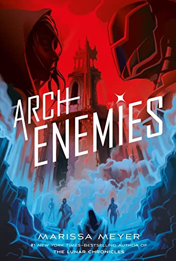 Archenemies book cover