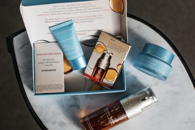 A Complimentary 'Glow-Giving' Skincare Sample Courtesy of Clarins | AD