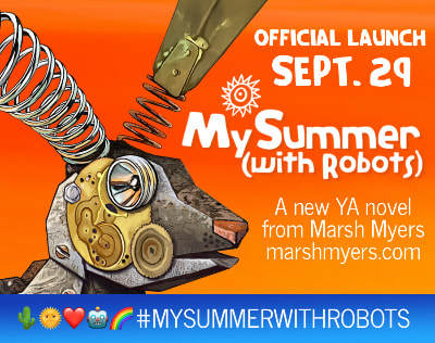 My Summer With Robot Launch Image