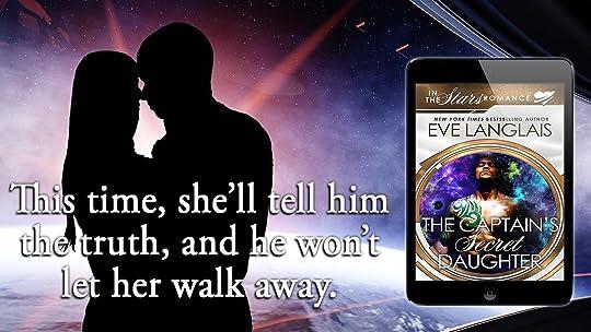 The Captain's Secret Daughter by Eve Langlais