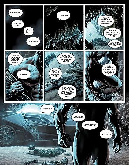 """Résultat de recherche d'images pour """"Batman: Damned inside pages"""""""