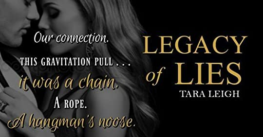 legacy of lies tara leigh