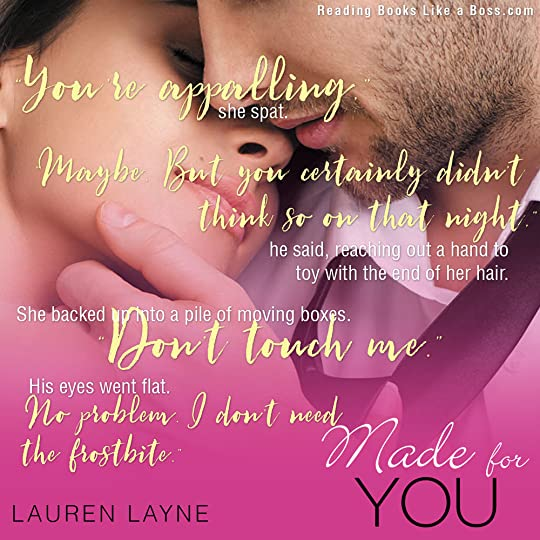 Made for You by Lauren Layne