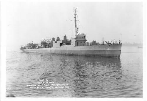 USSHamiltonbasisfortheCaine
