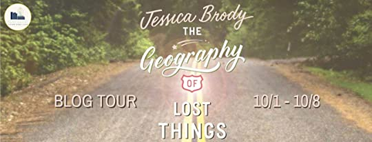 the geography of lost things tour banner