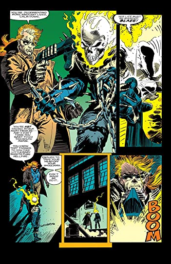 Rise of the Midnight Sons: Ghost Rider/Morbius/Darkhold