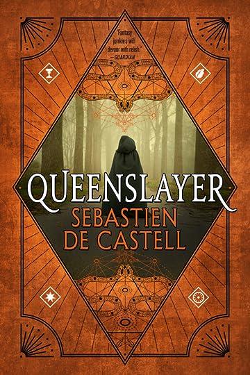 Queenslayer by Sebastien de Castell (US Edition)
