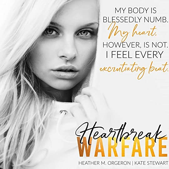 Image result for heartbreak warfare kate stewart
