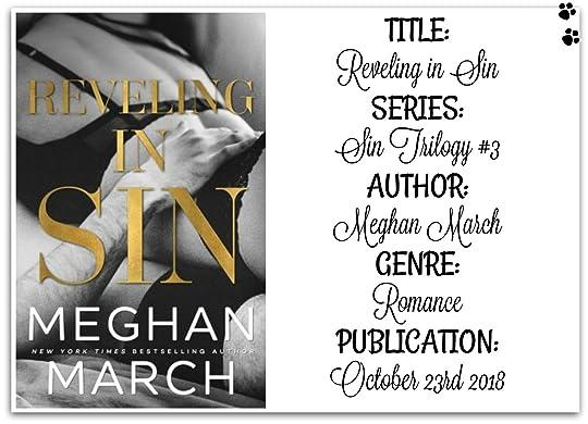 Reveling in Sin (Sin, #3) by Meghan March