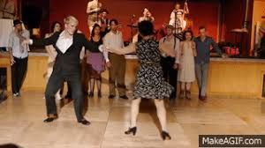swing dancing gif