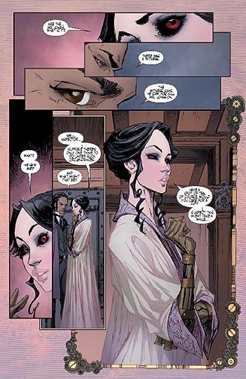 Lady Mechanika Vol. 4: The Clockwork Assassin
