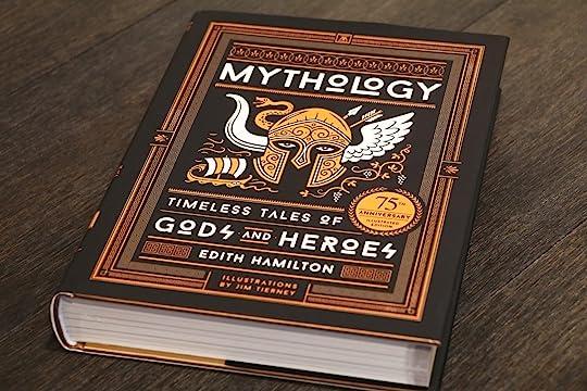 edith hamilton mythology table of contents