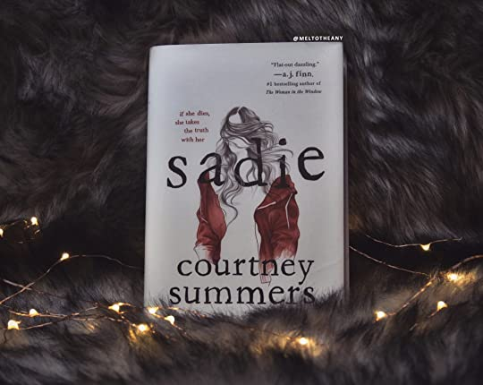 Image result for sadie book summary