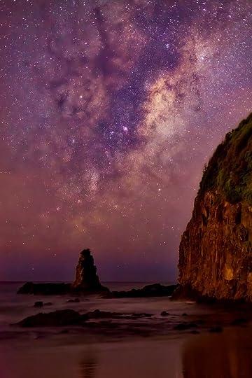 Australia, Crag, Formation, Milky Way, Stars, Night
