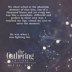 The Gathering Teaser 1