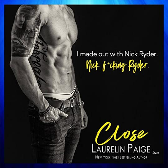 Close Ryder Brothers 1 By Laurelin Paige