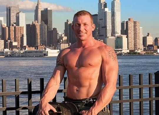 ginger firefighter
