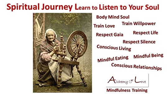 Conscious Living listening to your soul
