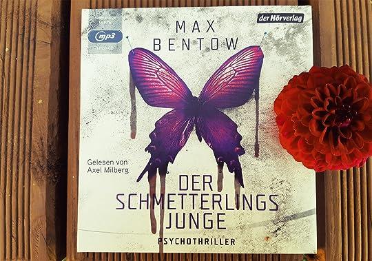 Der Schmetterlingsjunge – Max Bentow