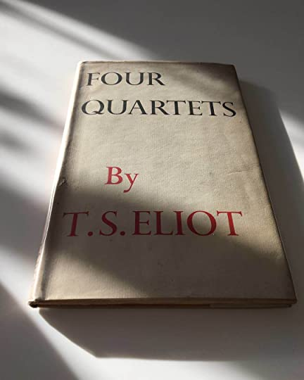 Four Quartets Eliot Pdf