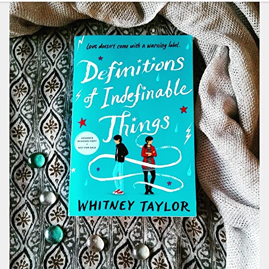 The Definitions of Indefinable Things by Whitney Taylor Book Review