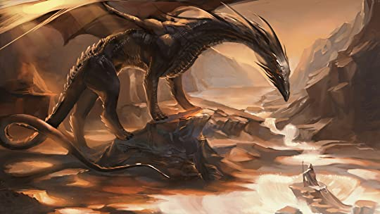 Image result for beautiful brown dragon
