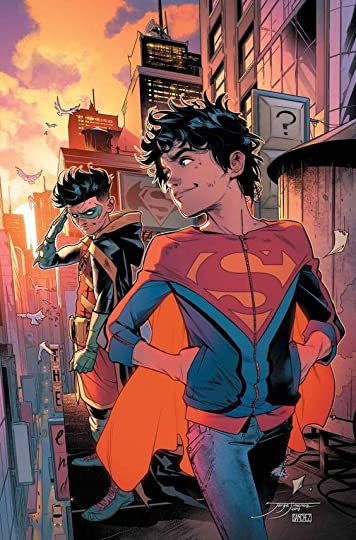 Super Sons, Volume 3: Parent Trap by Peter J  Tomasi
