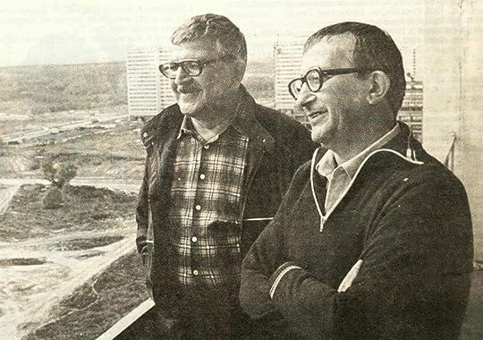 Hermanos Strugatsky
