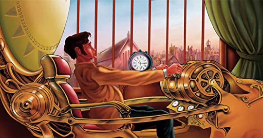 The idea of time travel