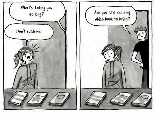 Comic Book Lover