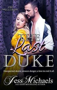 {The 1797 Club Review} The Last Duke by @JessMichaelsBks