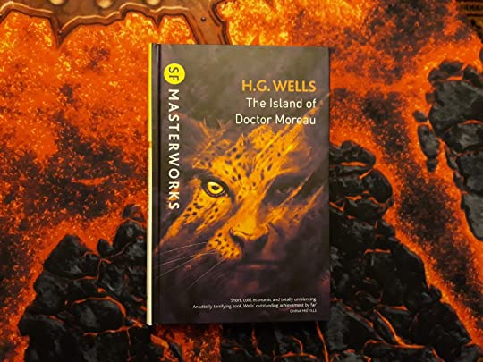 The Island of Doctor Moreau by H G  Wells