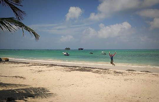 Intalnire cu omul din Caraibe
