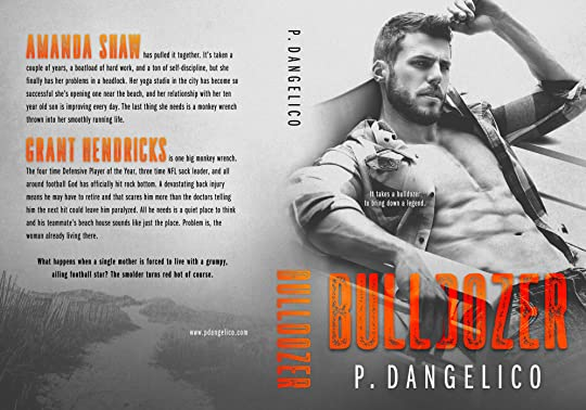 Bulldozer (Hard to Love #3) by P  Dangelico – Steamy Reads